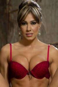 Anthony Rosano und Esperanza Gomez in leidenschaftliche sex-action